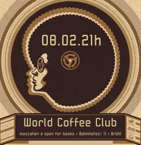 World Coffee Club Brand 2-14 Kaliber